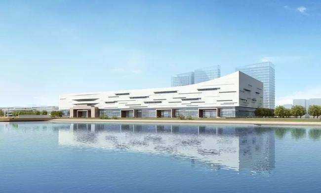 福州数字中国会展中心预计2019年4月落成
