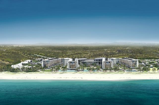 卓美亚萨迪亚特岛度假酒店即将开业
