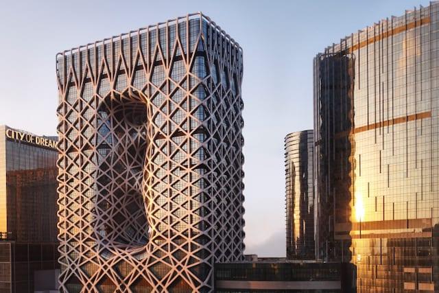 澳门全新地标摩珀斯酒店正式开幕 展示多项独家亮点