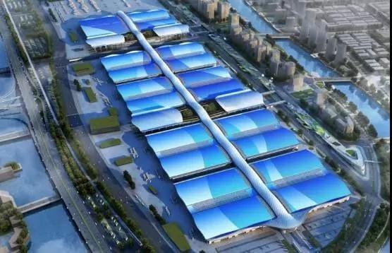 深圳国际会展中心一期明年3月试运营