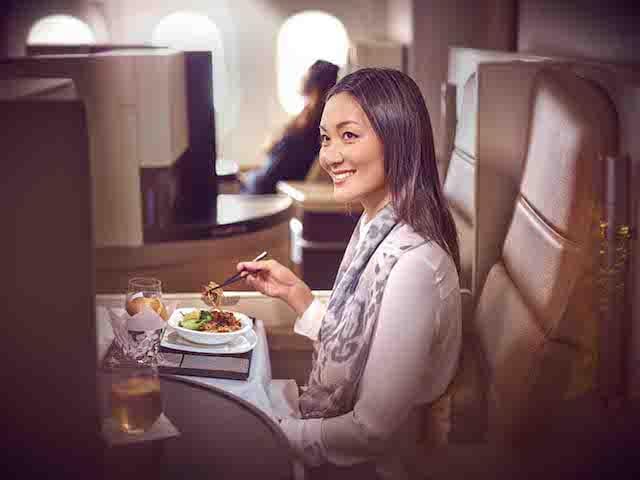 阿提哈德航空推出实时竞拍升舱服务