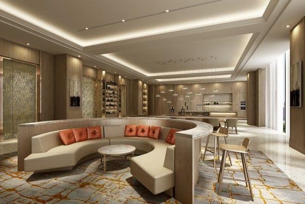 杭州万豪行政公寓盛大揭幕