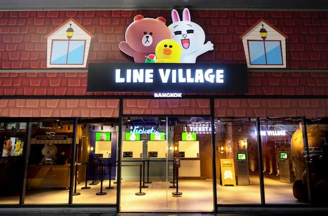 全球首个室内主题乐园LINE VILLAGE于曼谷开幕