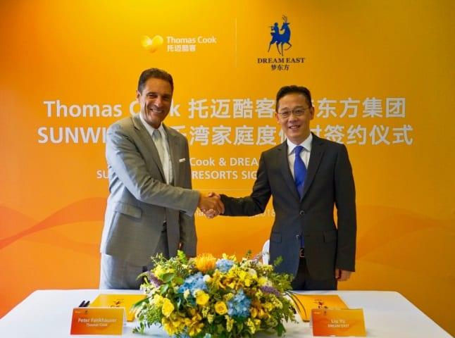 Thomas Cook托迈酷客公布中国首家自有品牌酒店