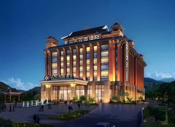 中青旅山水花园酒店即将亮相西子湖畔
