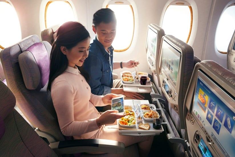 阿联酋航空推出冬日旅行特惠
