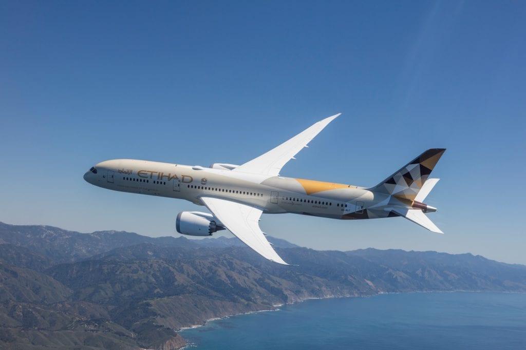 """阿提哈德航空在北京-名古屋航线推出""""仅含手提行李""""票价"""