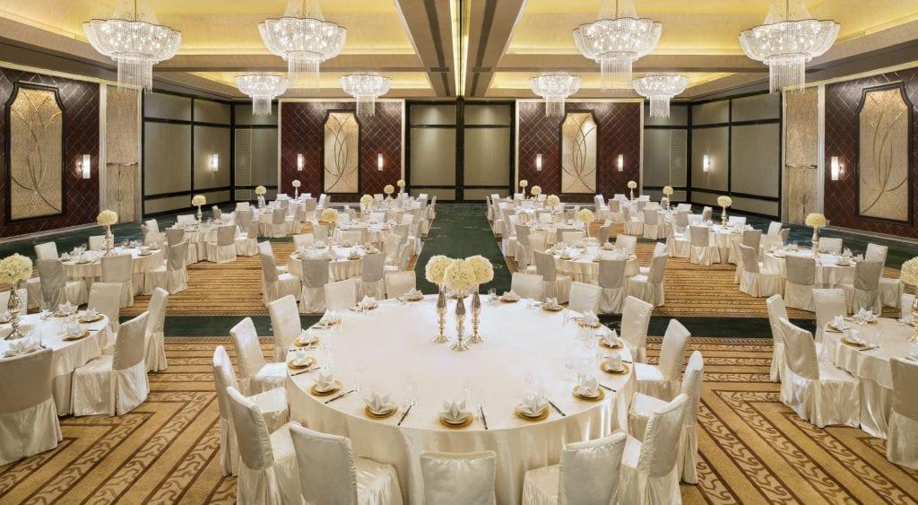 天津瑞吉金融街酒店推出非凡奢华年会礼遇