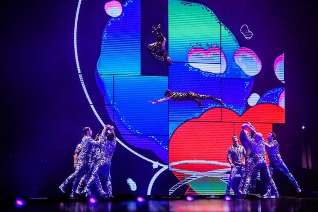 太阳马戏绽放双十一  明年在中国推出新驻场秀