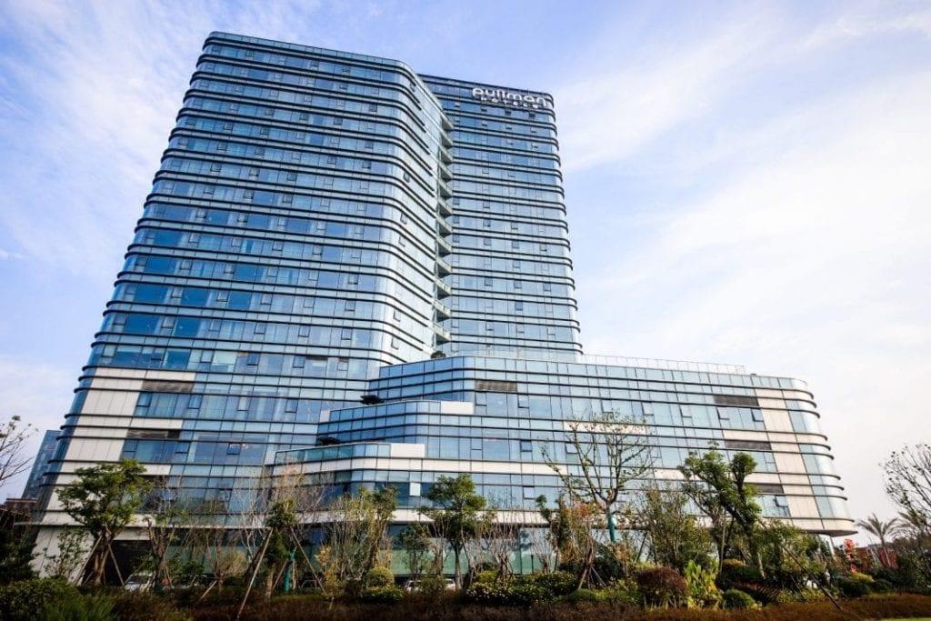 铂尔曼酒店亮相中国东海舟山群岛