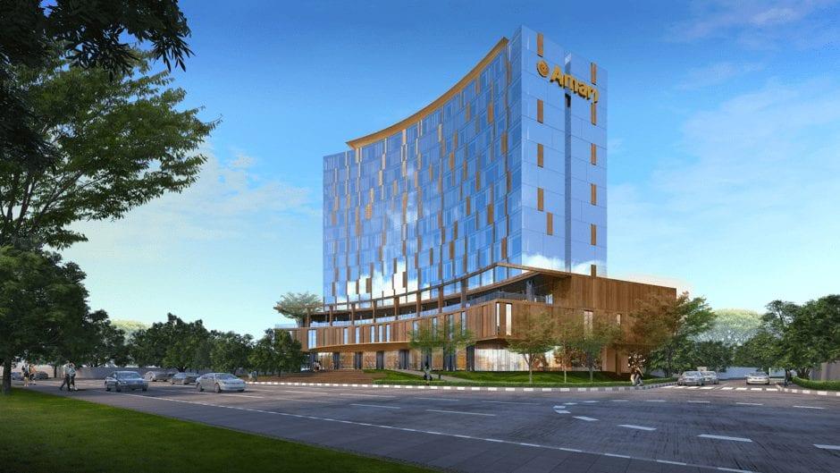 ONYX酒店集团宣布签署老挝万象阿玛瑞酒店