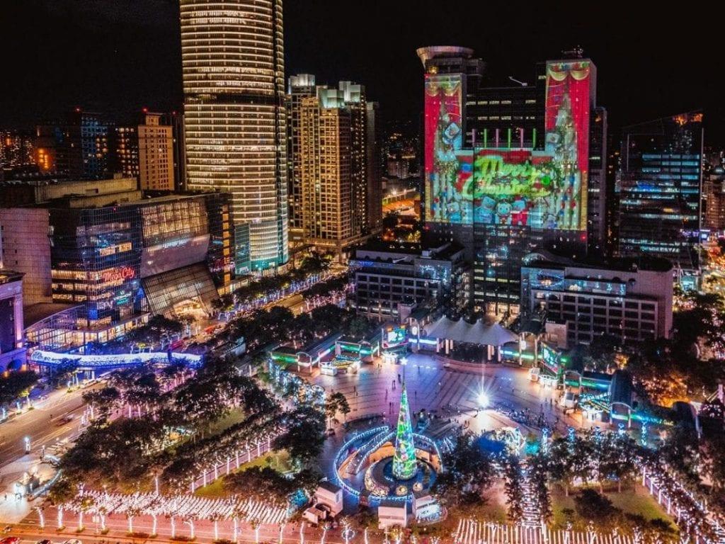 台北推广圣诞打卡点 吸引旅客到台北跨年过节