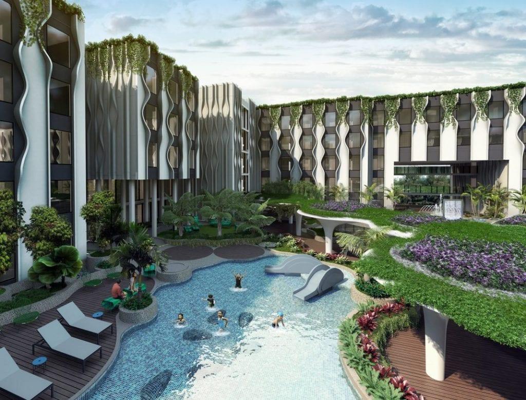 圣淘沙即将推出三家全新酒店