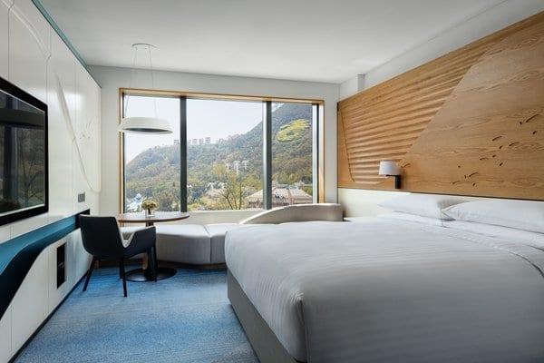 香港海洋公园万豪酒店正式开业