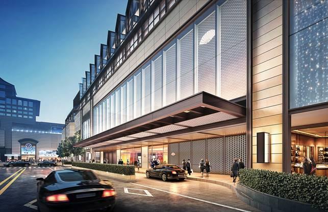 北京首家文华东方酒店将于今冬揭幕