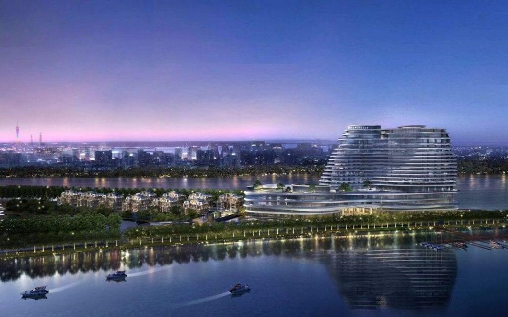 日本王子明时大饭店品牌进驻中国 新酒店明年亮相广州