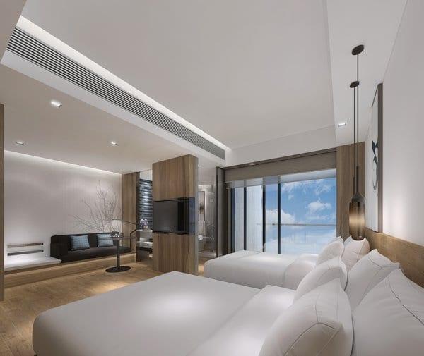 万枫品牌首次进驻台湾 台中万枫酒店盛大开业