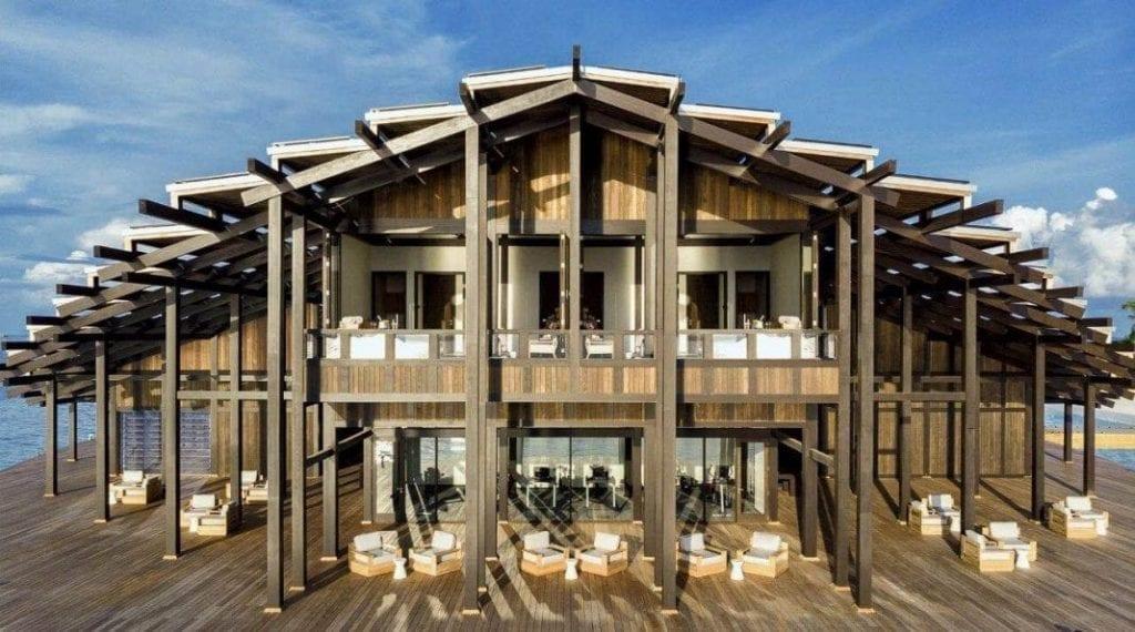 奢华私人岛屿库达度度假酒店开业 打造一价全包式高端体验