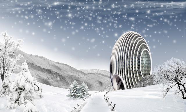 北京日出东方凯宾斯基酒店推出雁栖·冰雪假期滑雪套餐