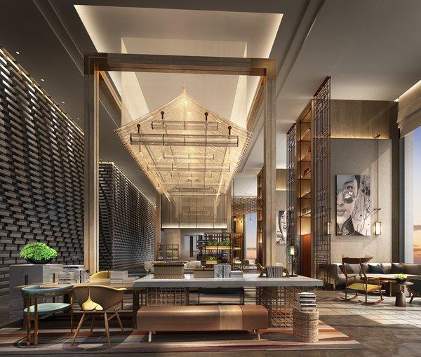 亚太区首家希尔顿嘉悦里酒店成都开业