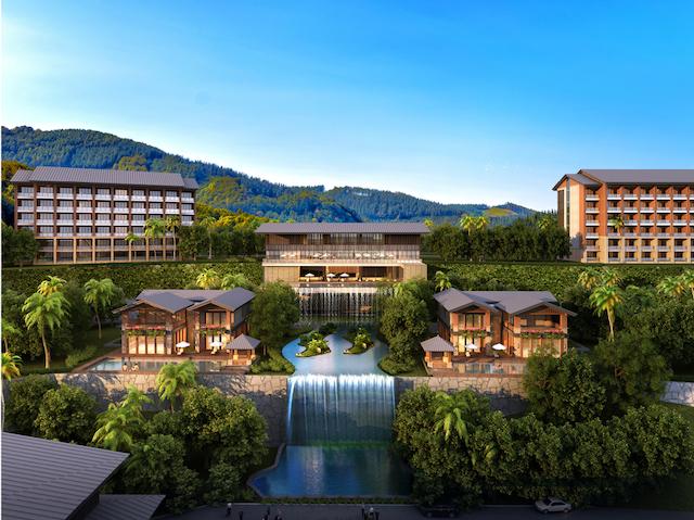 都喜国际签约管理海南岛全新度假酒店