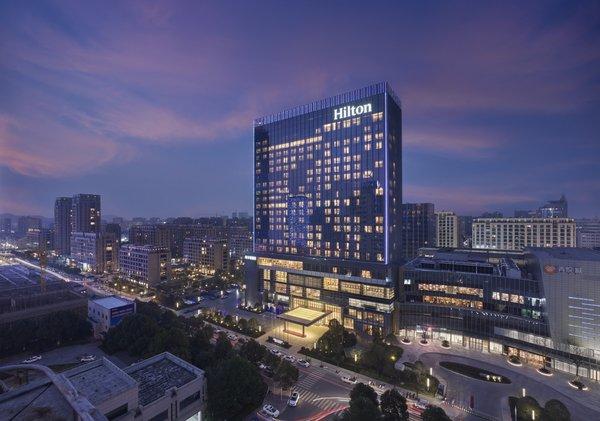 希尔顿首次亮相台州 成为市区首家国际品牌酒店