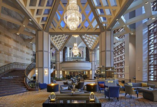 吉隆坡喜来登帝国酒店以全新面貌登场