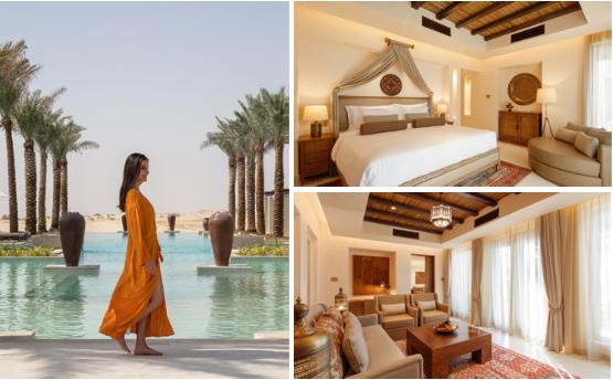 卓美亚阿瓦巴沙漠水疗度假酒店盛大开业