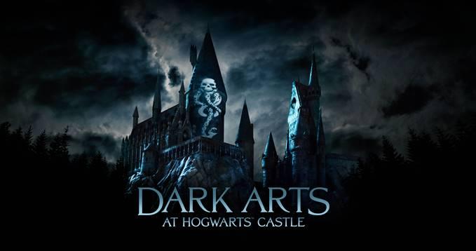 """好莱坞环球影城""""霍格沃茨城堡黑魔法声光秀""""4月上演"""