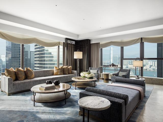 万豪迎来全球第7000家酒店 香港瑞吉酒店今日开幕