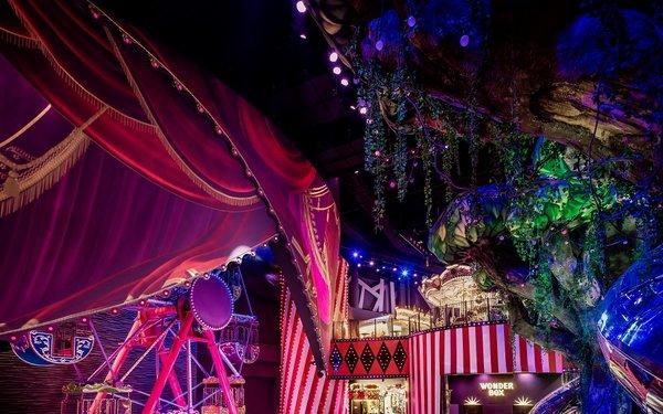 韩国百乐达斯城开设全新梦幻主题乐园幻乐堡