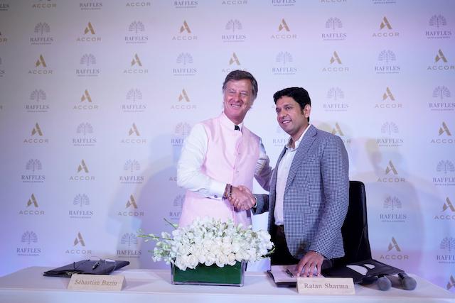 雅高集团旗下莱佛士品牌将在印度开设两家新酒店