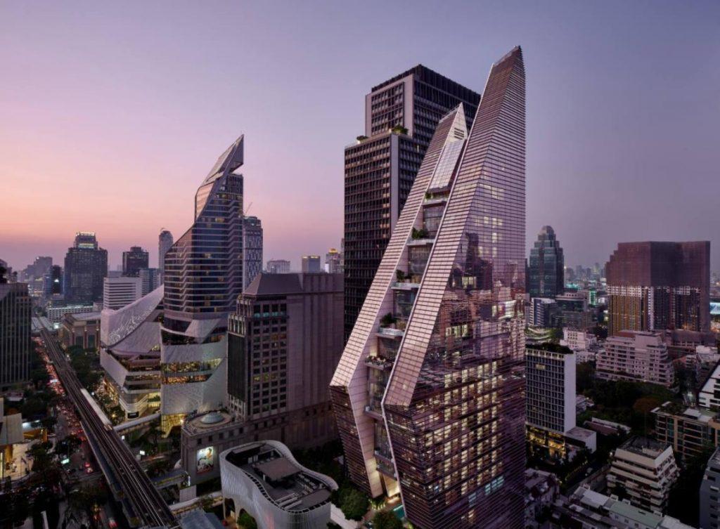 瑰丽拓展全球网络 曼谷瑰丽酒店揭幕