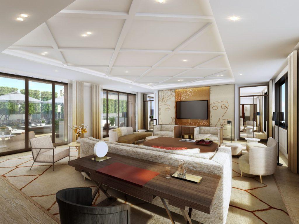 巴黎文华东方酒店将于今夏推出巴黎公寓