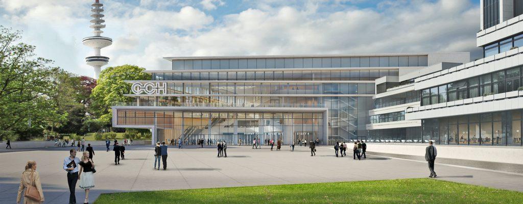 汉堡会议会展中心全面改造  2020年8月落成启用