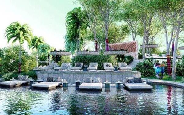 印尼第二家W酒店2020年开业 为乌布注入新活力