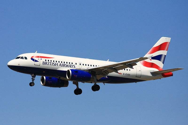 英国航空推出年度超值特惠