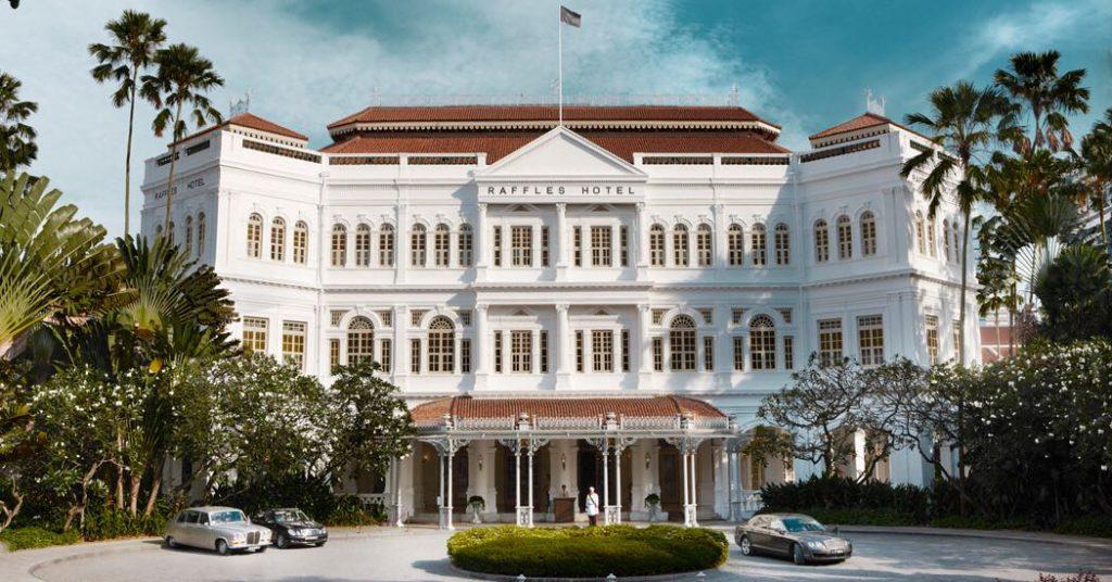 新加坡莱佛士酒店重新翻修 8月开业再现经典风华