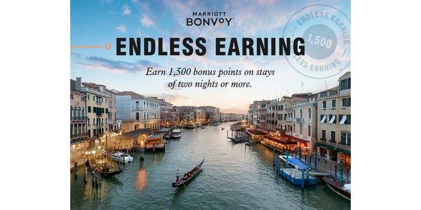 万豪旅享家再次推出全球积分奖励推广活动