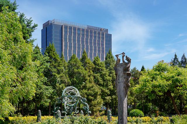 雅高亚太区酒店达1100家 北京索菲特大酒店开业