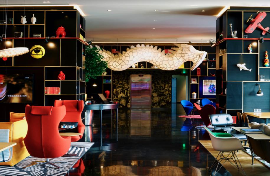 荷兰新型奢华生活方式酒店citizenM进驻上海