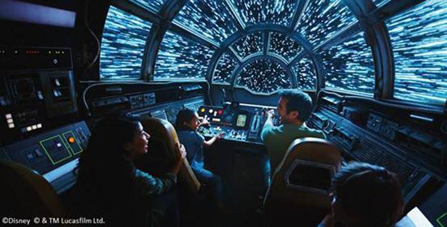 """""""星球大战:银河边缘""""登陆加州迪士尼主题乐园"""