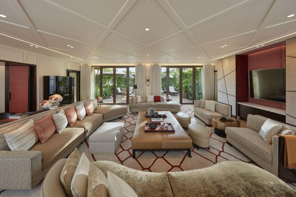 巴黎文华东方酒店推出巴黎风情公寓套房