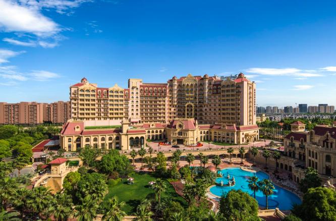 丽笙酒店集团再拓上海版图 西郊庄园新项目开始试营业