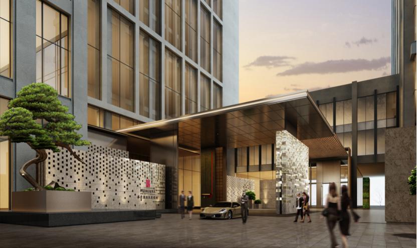 华邑酒店入驻西安 提供中华文化特色住宿体验