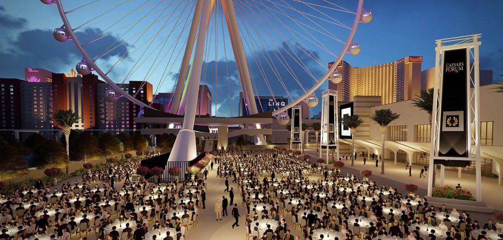 拉斯维加斯计划于2020年推出第一个大型户外会议广场