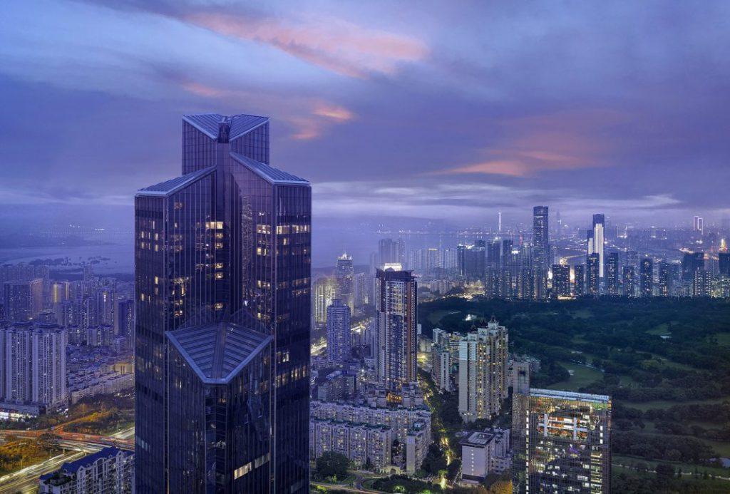 深圳柏悦酒店开幕迎宾 打造城市宁静绿洲