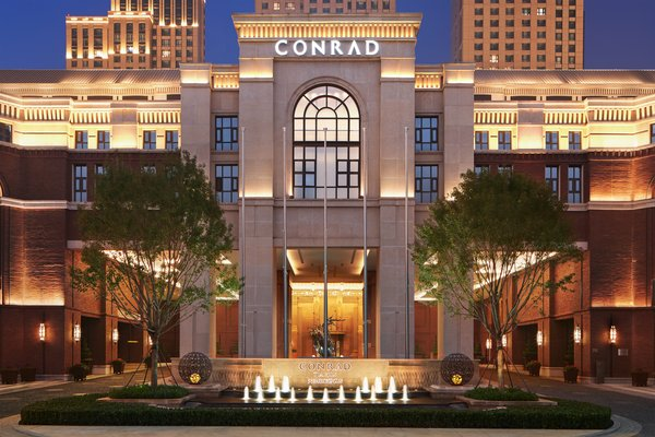 康莱德酒店及度假村品牌亮相历史名城天津