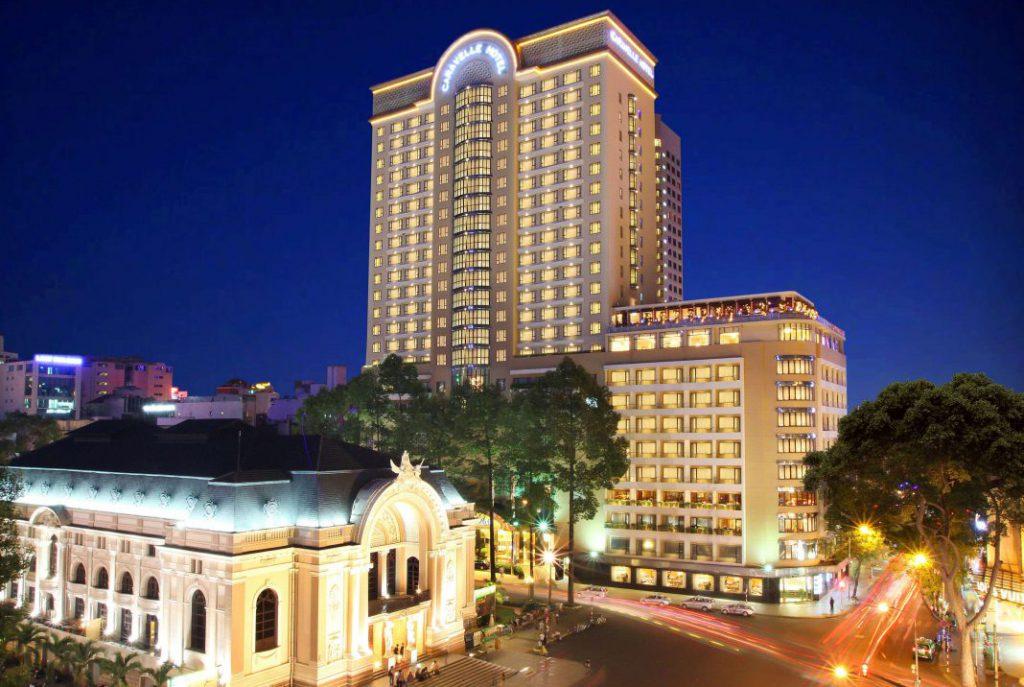 胡志明市古迹酒店 卡拉维拉西贡酒店完成全面翻新
