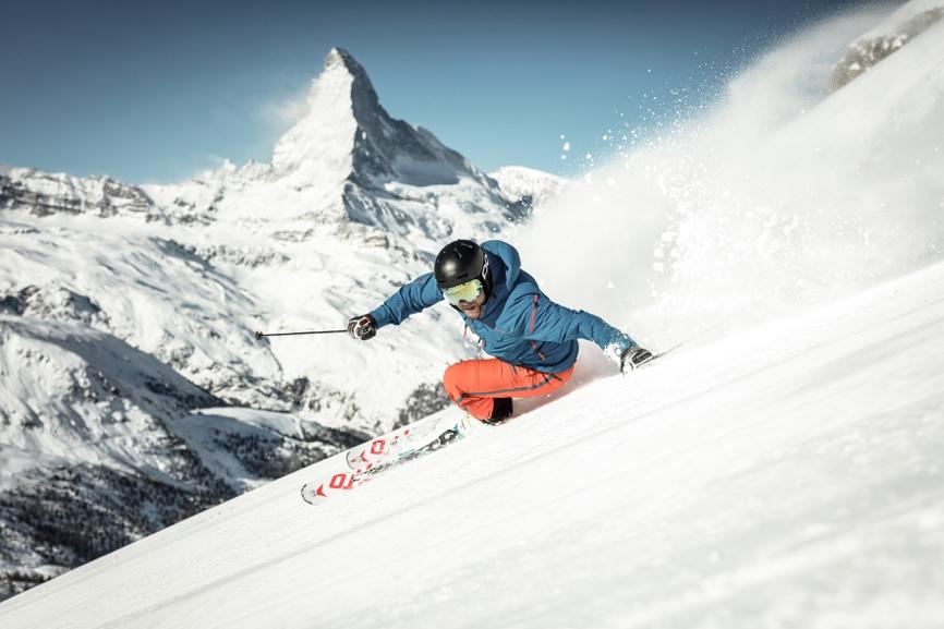 采尔马特加盟 IKON滑雪联卡畅滑全球41个高山目的地